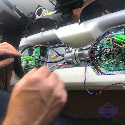 اسکوتر برقی کارکرده