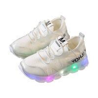 کفش LED دار بچگانه