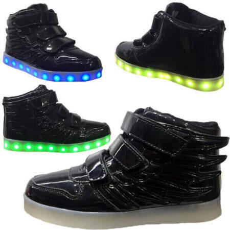 کفش چراغ دار سایز 39